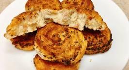 Hình ảnh món Bánh chiên bằng nồi Air Fryer từ bột bánhbiscuits làm sẵn