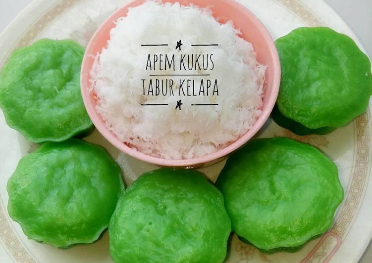 Apem Kukus Tabur Kelapa - ganmen-kokoku.com