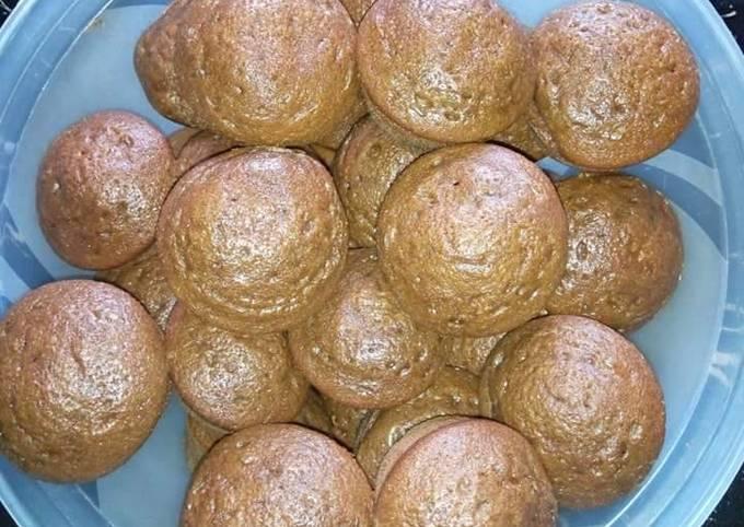 Recipe: Perfect Chocolate Muffins#my healthybaking recipe#