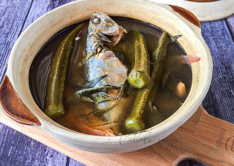 #MAHN Asam Pedas Ikan Temenung Utaqa
