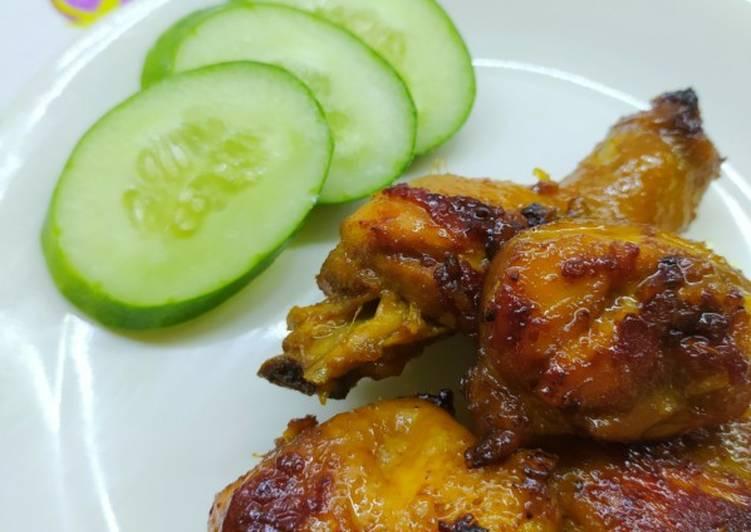 72. Ayam Bakar Teflon тЭдя╕П