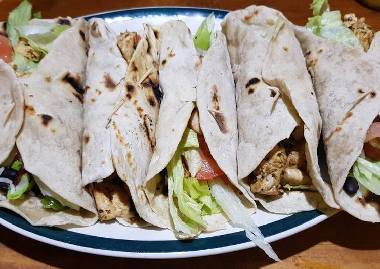 Recipe: Yummy Burritos o fajitas