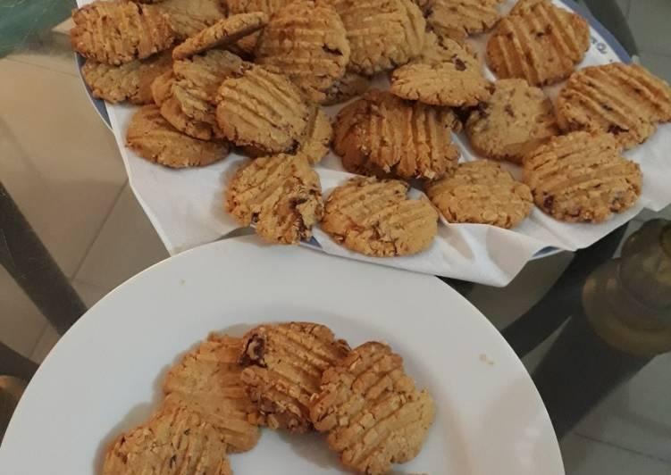 Cookies Oat Kurma super yummy😍😍