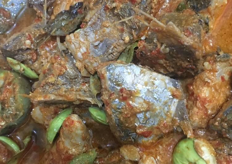Ikan Tuna Asam Padeh