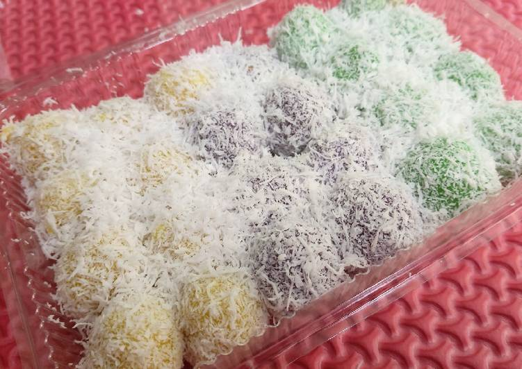 Klepon Gula Aren - cookandrecipe.com