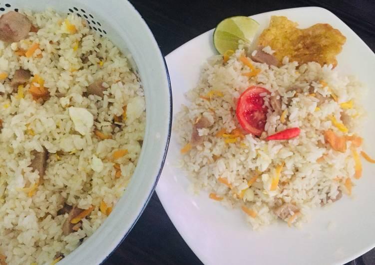 Resep Nasi Goreng Ala Anak Kost Paling Top