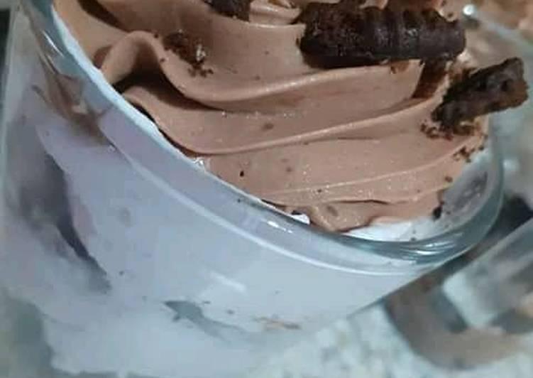 Dessert choco_caramel