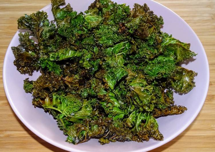 Recipe: Tasty Chips de chou kale (vegan)