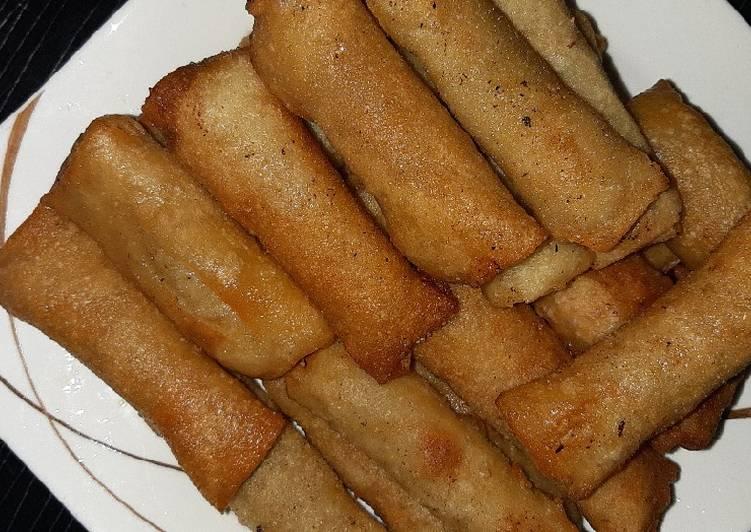 Recipe of Favorite Spring rolls