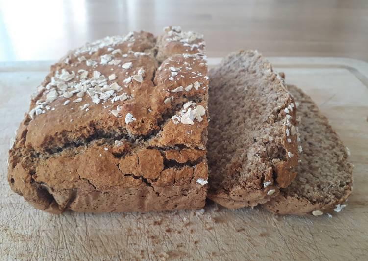 Recipe of Quick Second attempt gluten free bread