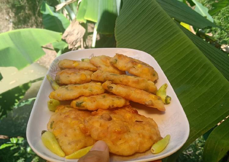 Bakwan jagung yammi