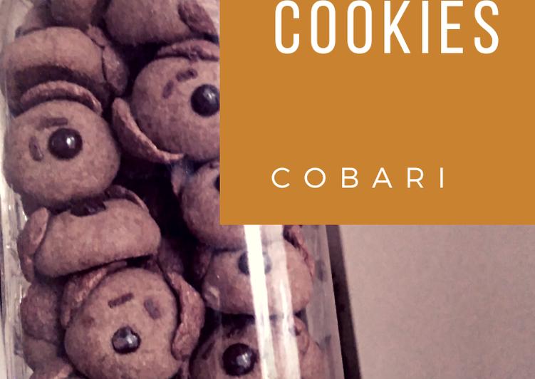 Milo cookies karakter 🐶