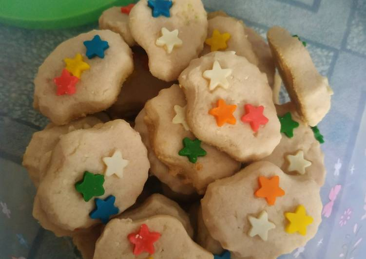 Blubery cookies no oven