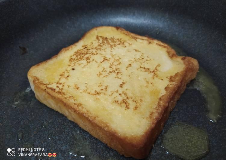 Roti Telur susu - resepipouler.com