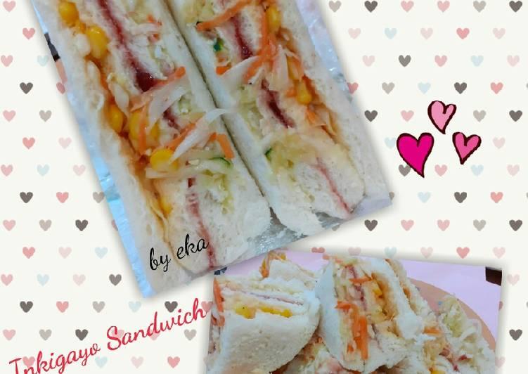 Inkigayo Sandwich 💟