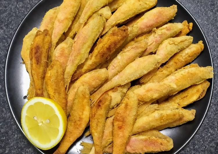 Salmonetes frititos