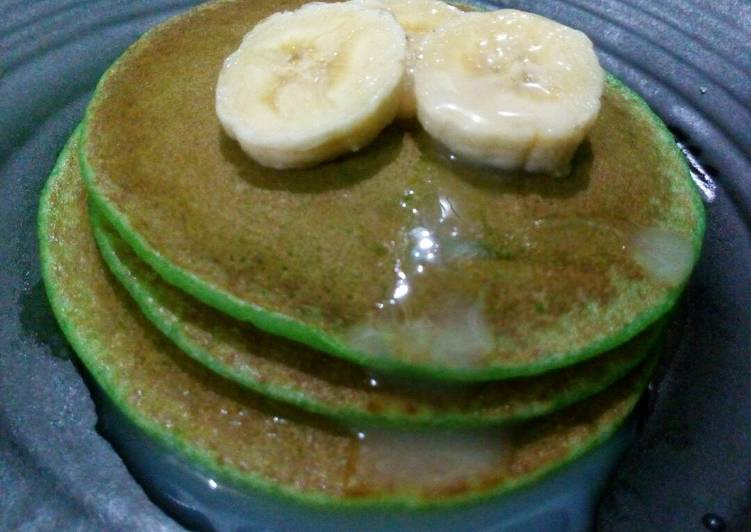 Pancake seadanya