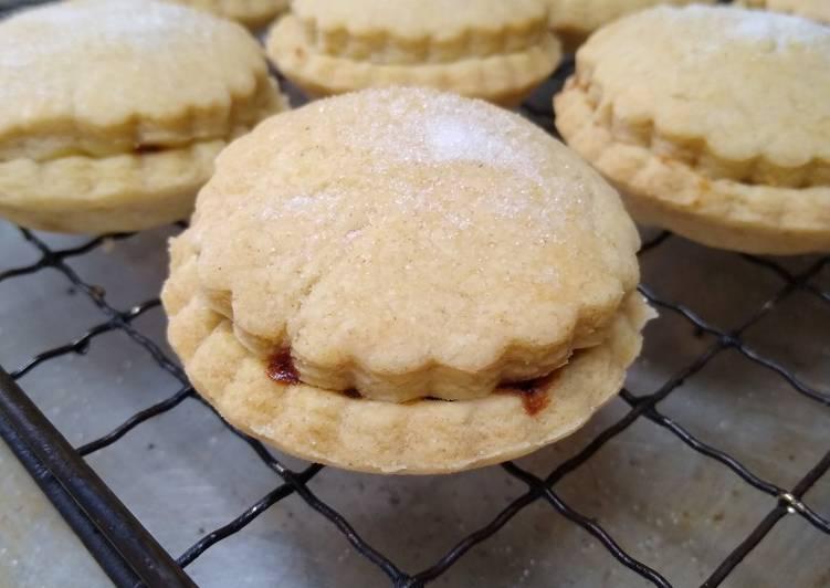 Aunt Audrey's Mince Pie
