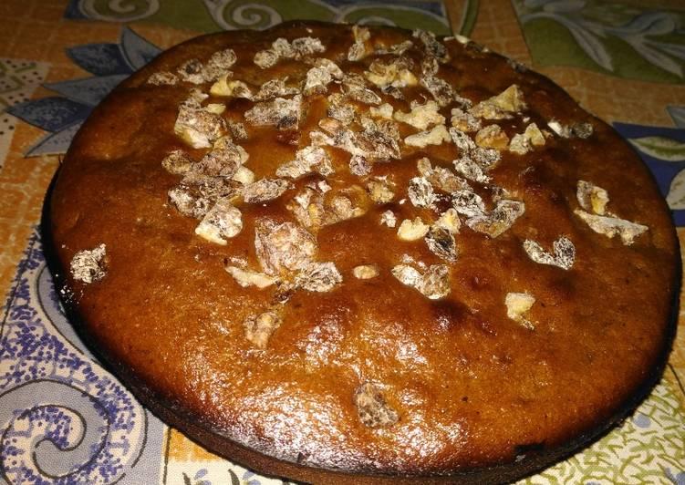 Recipe of Speedy Dates cake