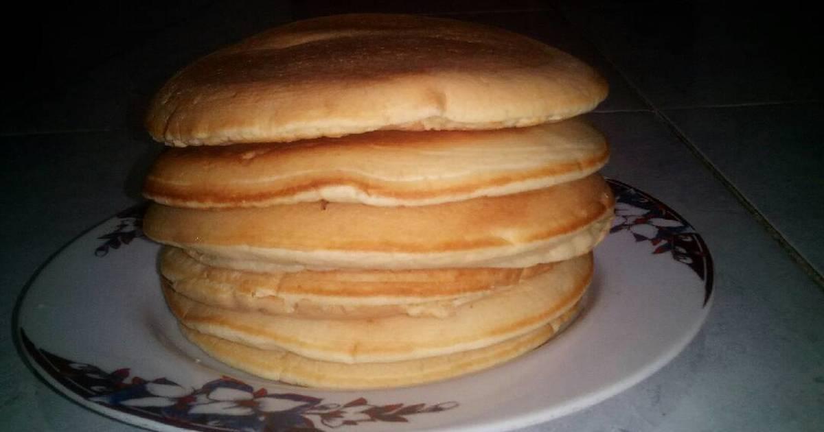 457 Resep Pancake Empuk Tanpa Baking Powder Anti Gagal Enak Dan Sederhana Ala Rumahan Cookpad