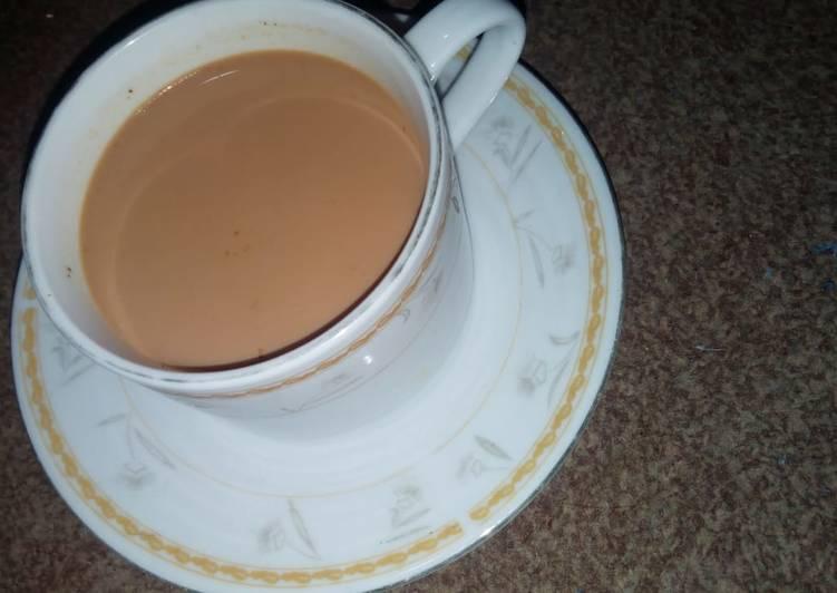 Simple Morning Tea