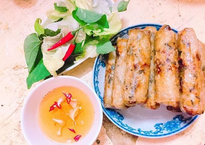 Recipe: Delicious Vietnamese spring rolls