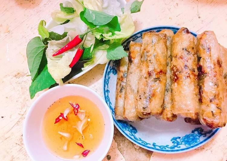 Easiest Way to Prepare Delicious Vietnamese spring rolls