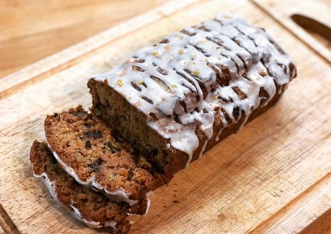 Steps to Prepare Favorite Easy Vegan Carrot Cake