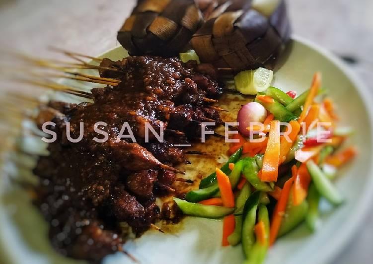 Resep Sate kambing bumbu kacang Favorit