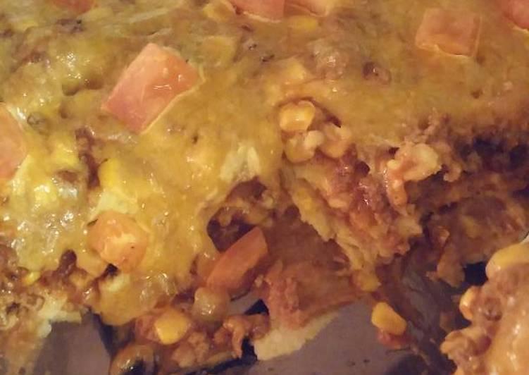 Best Comfort Dinner Ideas Favorite Enchilada Casserole