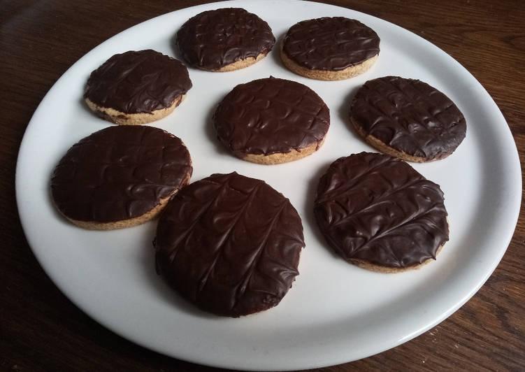 Comment Servir Biscuit granola