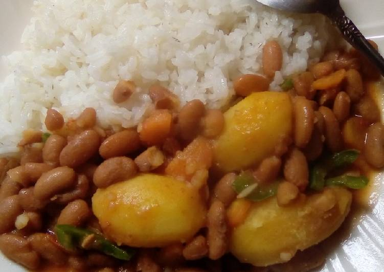 Step-by-Step Guide to Make Most Popular Yellow beans stew