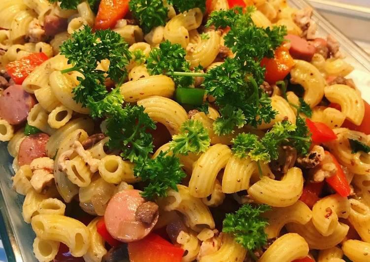 Macaroni Goreng#DaporAzahZara