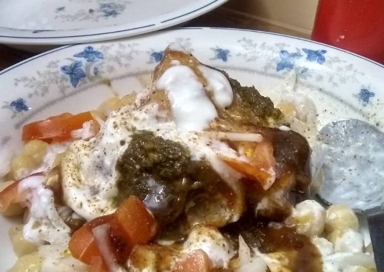 Easiest Way to Make Appetizing Samosa chaat