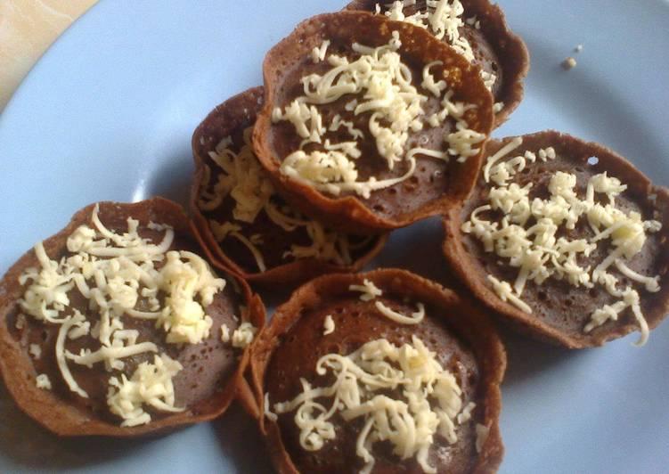 Martabak mini brownies