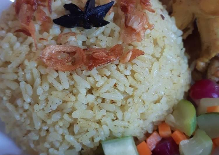 Nasi Kebuli Ayam