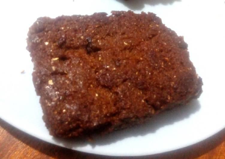 Sweet Ugali Snack