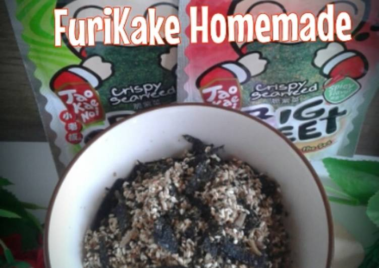 Furikake Homemade (Sushi Seasoning Powder)