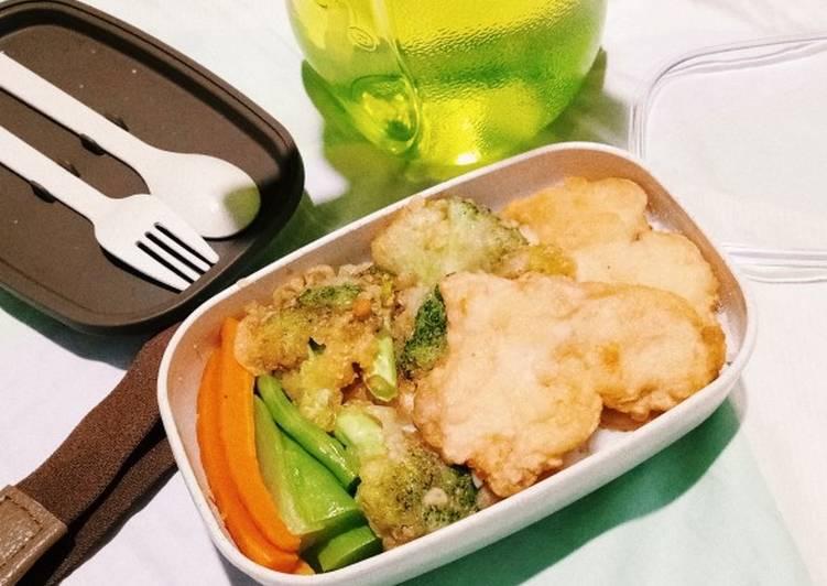 Langkah Mudah untuk Menyiapkan Lunch box yang Menggugah Selera