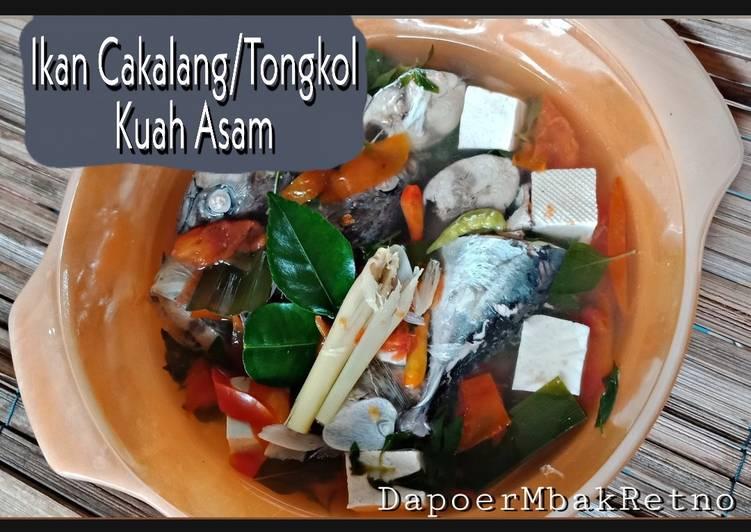 Ikan Cakalang/Tongkol Kuah Asam