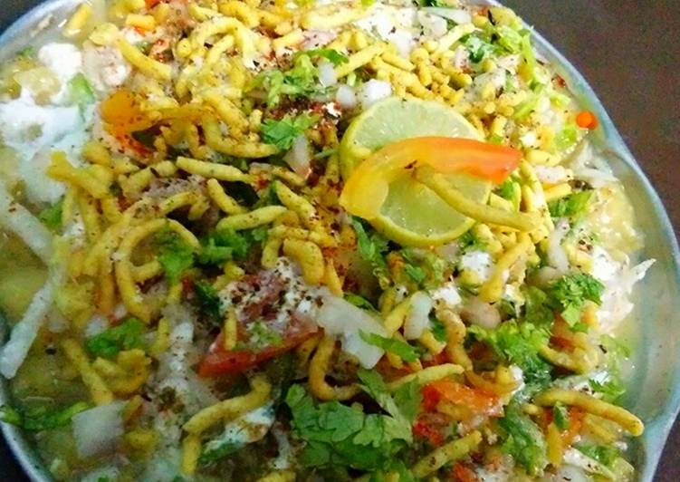 Ready to eat matar ki chaat - Laurie G Edwards