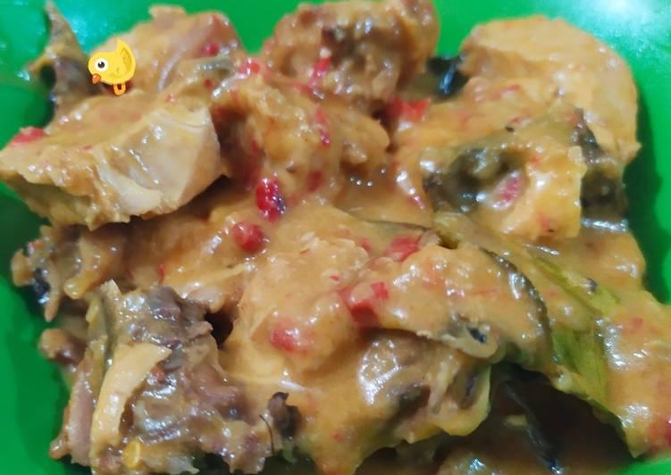 Resep Ayam Lodho yang Lezat