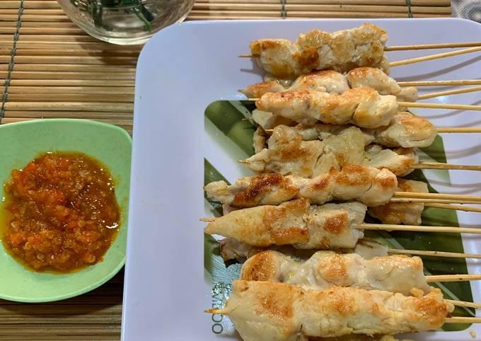 Resep Sate taichan, Lezat Sekali