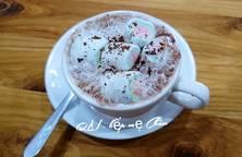 Cacao sữa nóng mix Marshmallow
