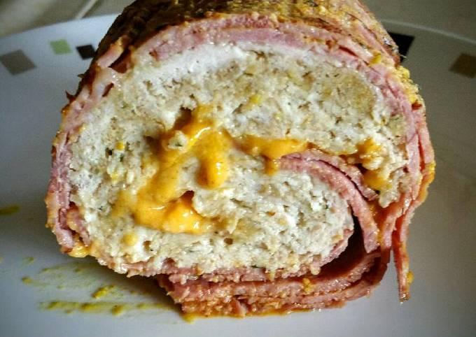 Cheesy Turkey Bacon Bomb, Weaved Cheddar Meatloaf, Turkey Bacon Burger Patties