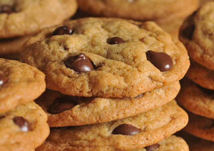 Nestle toll house dark chocolate chip cookies