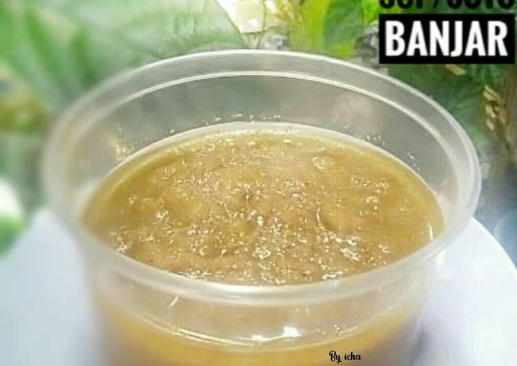 Bumbu sop / soto banjar