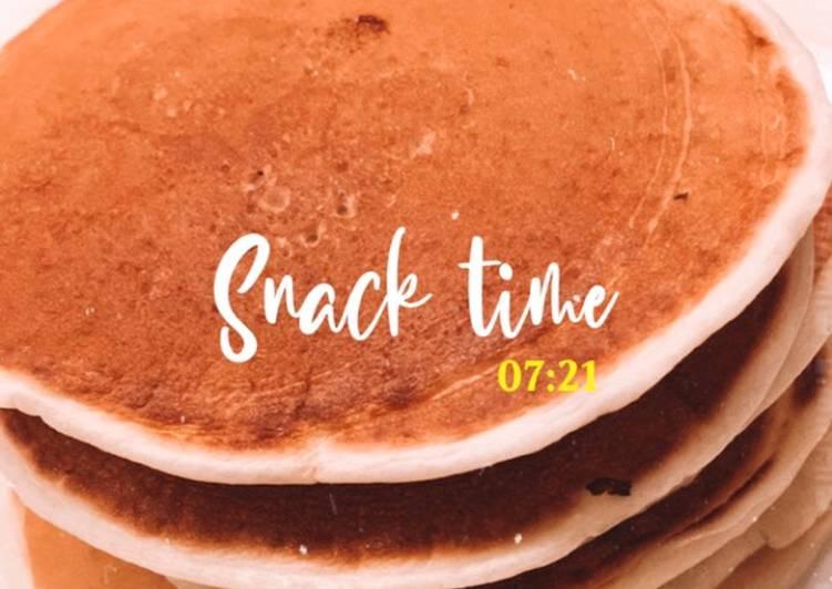 Pancake fit
