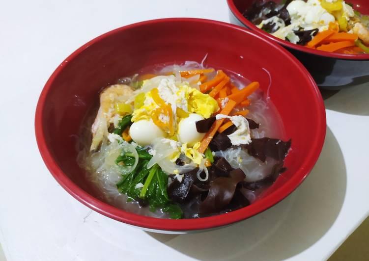 Bihun Kuah Seafood