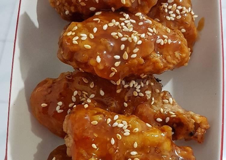 Chicken Fire Wings